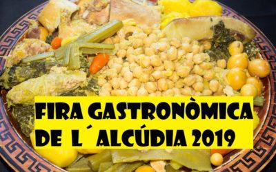 La Fira Gastronòmica de l'Alcúdia cumple su 25 aniversario