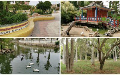 El Parc de la Pinada, el precioso gran espacio verde de L´Eliana