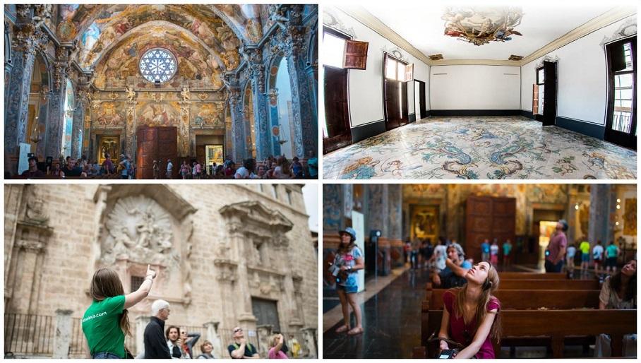 Visita San Nicolás, el Museo de la Seda y los Santos Juanes con un solo ticket por 10 euros