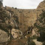 Ruta por el Embalse de Tibi, una presa del siglo XVI que fue la más importante del mundo en su época