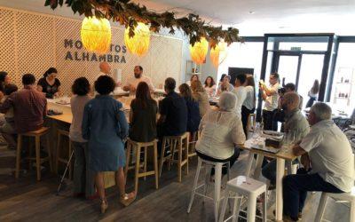 Momentos Alhambra llega a Valencia con talleres gastronómicos, catas y degustaciones