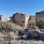 Domeño Viejo, los restos de una antigua población que fue arrasada por el peligro de vivir en ella