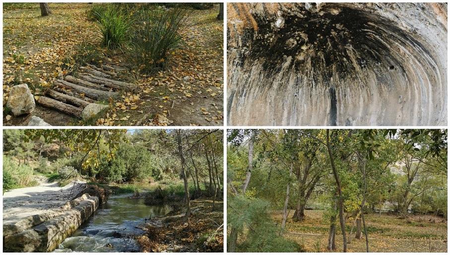 Ruta por el patrimonio natural y arqueológico del Estret de les Aigües de Bellús