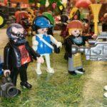 Burriana acoge la exposición de clicks de Playmobil más grande, hasta ahora, de Castellón