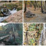 La Fuente del Saz, la preciosa área recreativa de Tuéjar junto a las huertas históricas
