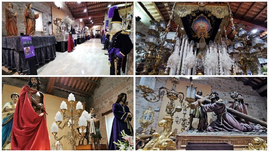 El Museo de la Semana Santa Marinera, un museo gratuito dedicado a la gran fiesta del Marítimo