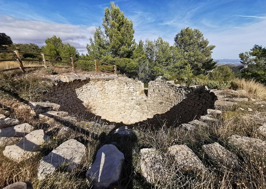 La Nevera de Chiva, una antiquísima nevera pública enclavada en un entorno espectacular