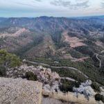 El Pico del Remedio de Chelva, un mirador natural para ver el mar o la Albufera en días claros