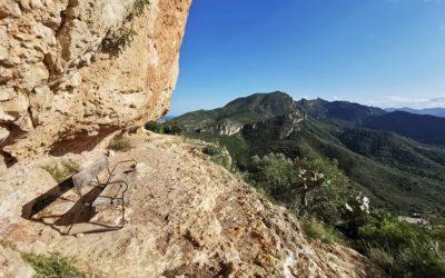 El Tallat Roig, la espectacular cima de Alzira donde disfrutar de unas vistas únicas