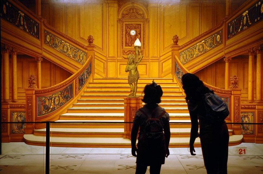 "La gran exposición de ""Titanic. The exhibition"" llega a Valencia"