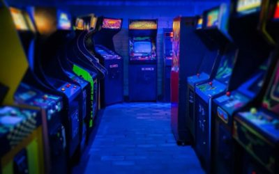 Llega a Valencia una exposición sobre máquinas arcade y consolas retro