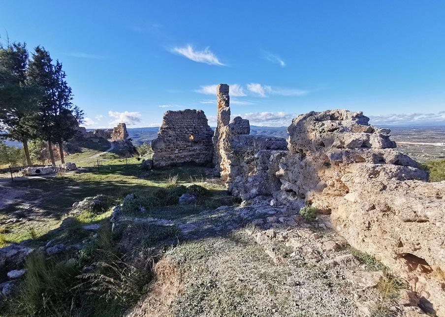 El Castillo de Enguera, rincón histórico con vistas espectaculares