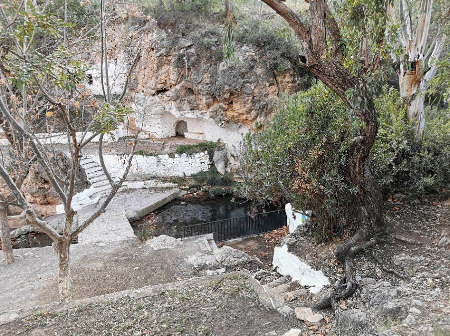 El Roquillo, un pequeño pero bello paraje de Buñol casi desconocido