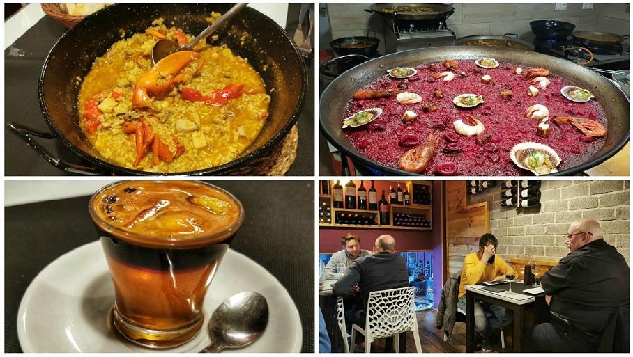 La Pepa Restaurante Bluespace, el templo de los arroces de Alboraya