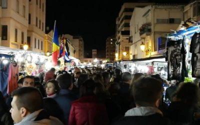El tradicional mercadillo de Reyes del Cabanyal contará con más de 250 puestos de venta