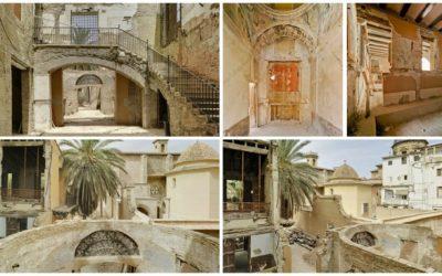 Los grandes tesoros patrimoniales que esconde el Palacio de los Valeriola