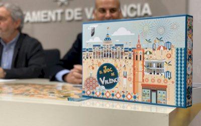 Crean un monopoly con los comercios tradicionales y edificios emblemáticos de Valencia