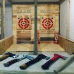 El Hachazo, la primera sala de tiro de hacha de España, triunfa en Valencia