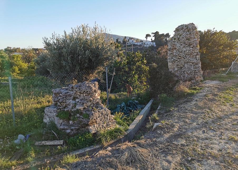 El Acueducto romano de Els Arcs, la primera gran obra hidráulica de Altea