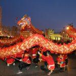 Valencia celebra la Gran Cabalgata del Año Nuevo Chino 2020 en enero