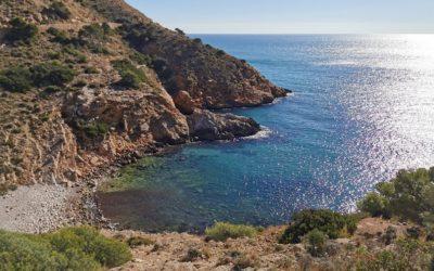 La Cala del Tío Ximo, la preciosa cala de aguas claras y cristalinas de Benidorm