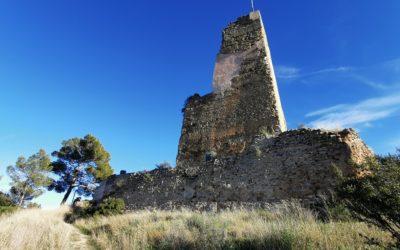 El Castillo de Macastre, fortaleza de origen musulmán con unas espectaculares vistas