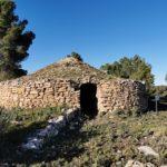 El Cuco Magna, uno de los cucos más representativos de los conocidos de la Sierra de Enguera