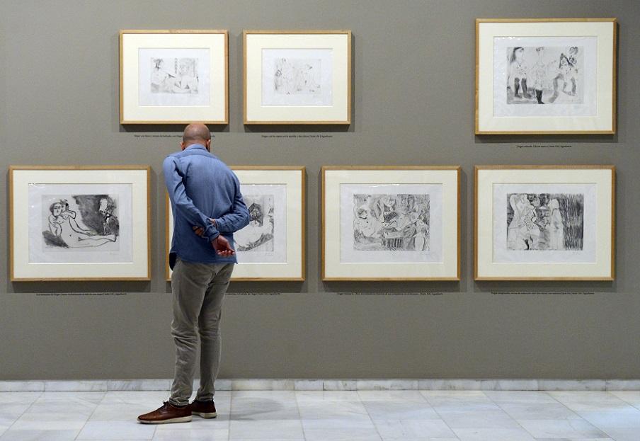 Valencia acoge una gran exposición con más de 200 obras de Picasso