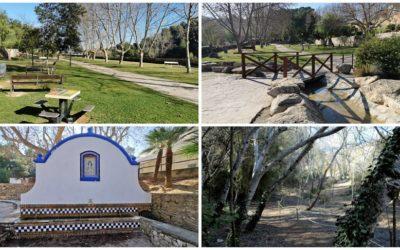 La Font Jordana, el parque de Agullent que cuenta con un sendero circular por un barranco