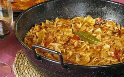 Las Jornadas de la Cuchara 2020 regresan para promocionar la gastronomía del interior de Valencia
