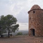 Una joya patrimonial en un área recreativa: la Torre de Aníbal, la Torre del Molino de Caudiel