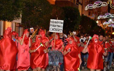 Carnavales en Valencia en 2020