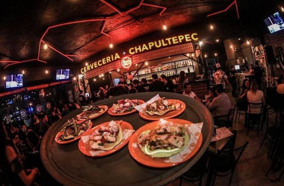 El gigante de las cervecerías mexicanas de todo a 1,70€, Chapultepec, llega a Valencia
