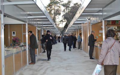 Regresa la Feria del Libro Antiguo y de Ocasión de Valencia, una de las más antiguas de España