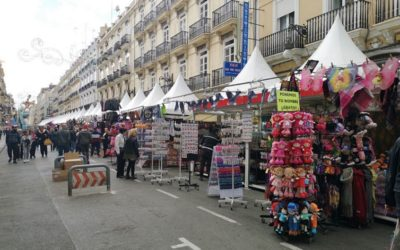 Mercados medievales, falleros y ferias de artesanía en Valencia en marzo de 2020