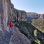 La subida del Tol, el espectacular mirador del paso de La Franca