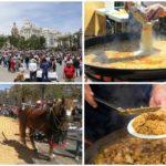 TastArròs 2020, la gran fiesta del arroz, vuelve a la plaza del Ayuntamiento de Valencia