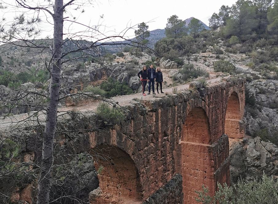 ¿Sabías que el mayor acueducto romano de la península Ibérica estaba en la provincia de Valencia?