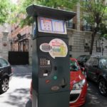 Los vehículos 'cero emisiones' podrán aparcar gratis en la zona azul de Valencia