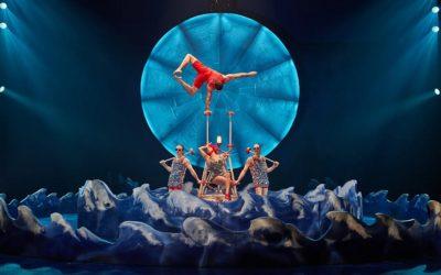 El Circo del Sol estrena un gran especial de sus espectáculos de forma gratuita a través de su web