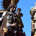 Lanzan un reto solidario para vestir a la Virgen de los Desamparados y ayudar a las floristerías con sus pérdidas
