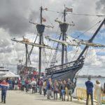 Valencia acoge el Festival Marítimo V Centenario con réplicas de dos grandes navíos históricos