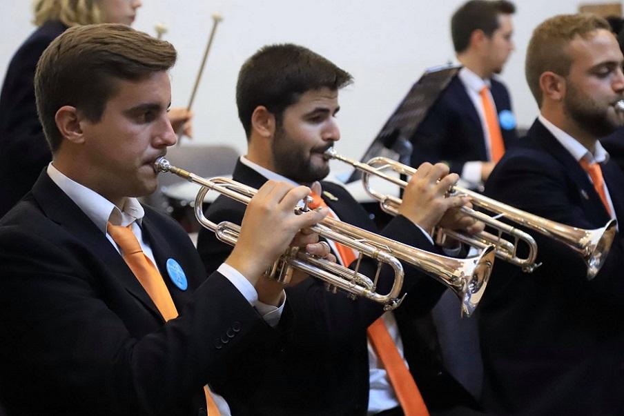 Los músicos valencianos de sociedades musicales saldrán a los balcones para ofrecer un concierto muy especial