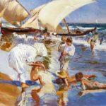 Las tres vidas del pintor de la luz, una novela que nos adentra en la juventud de Joaquín Sorolla