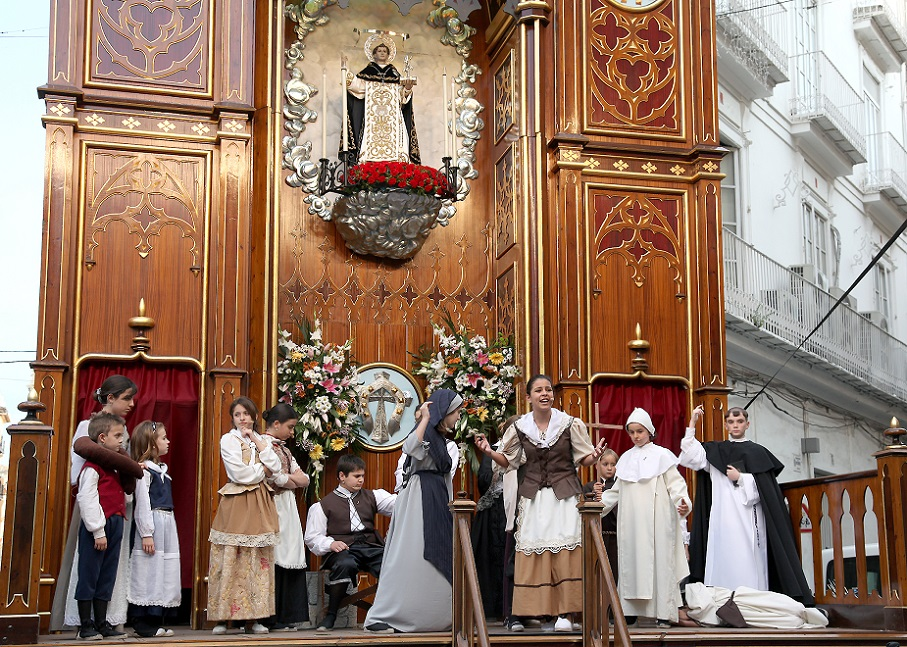 La Festividad de San Vicente Ferrer se suspende