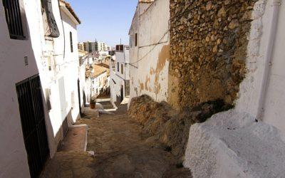 El casco antiguo de Oliva, uno de los más desconocidos, pero bonito, de la provincia de Valencia