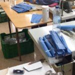 La solidaridad de los valencianos ante el Coronavirus: ayudas vecinales o fabricar miles de mascarillas para un hospital
