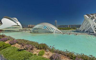 ¿Sabías que la Ciudad de las Artes y las Ciencias puede explorarse desde casa, virtualmente?