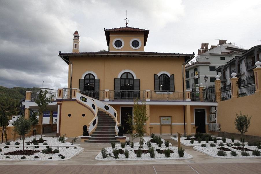 Villa Purificación, la preciosa villa modernista de Montanejos, abre sus puertas a visitas guiadas