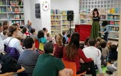Bibliocontes a casa, los cuentos en directo de las Bibliotecas Municipales de Valencia
